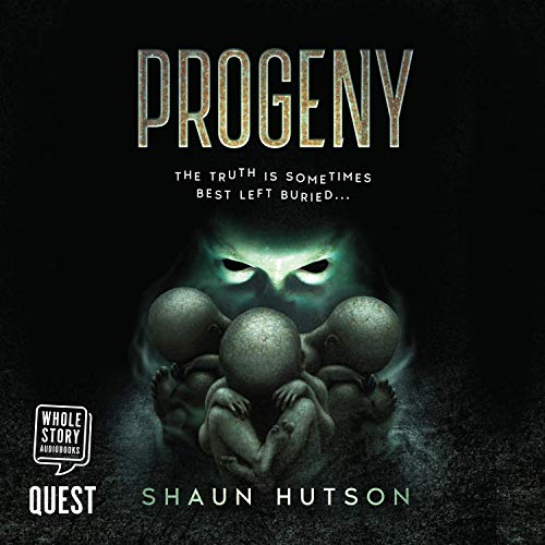 Progeny cover art