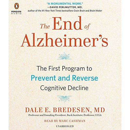 Couverture de The End of Alzheimer's