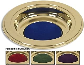 Brass Tone Offering Plates
