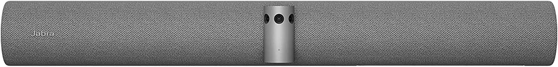 Jabra PanaCast 50 – Intelligent 180° Panoramic-4K Meeting Room Video Camera – Inclusive Video Conferencing Camera with Ful...