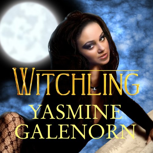 Witchling audiobook cover art