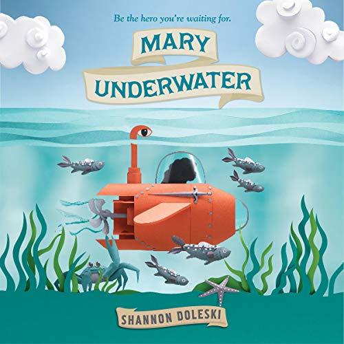 『Mary Underwater』のカバーアート