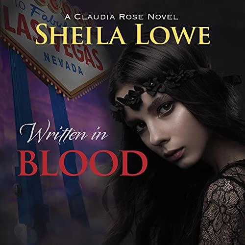Written in Blood Titelbild