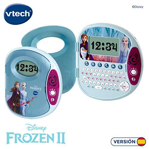 Vtech Frozen 2 Tagebuch Kidisecret, Farbe (3480-519822) Sortiert, Farbe/Modell Sortiert