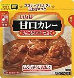 いなば食品 甘口カレー 170g ×6個