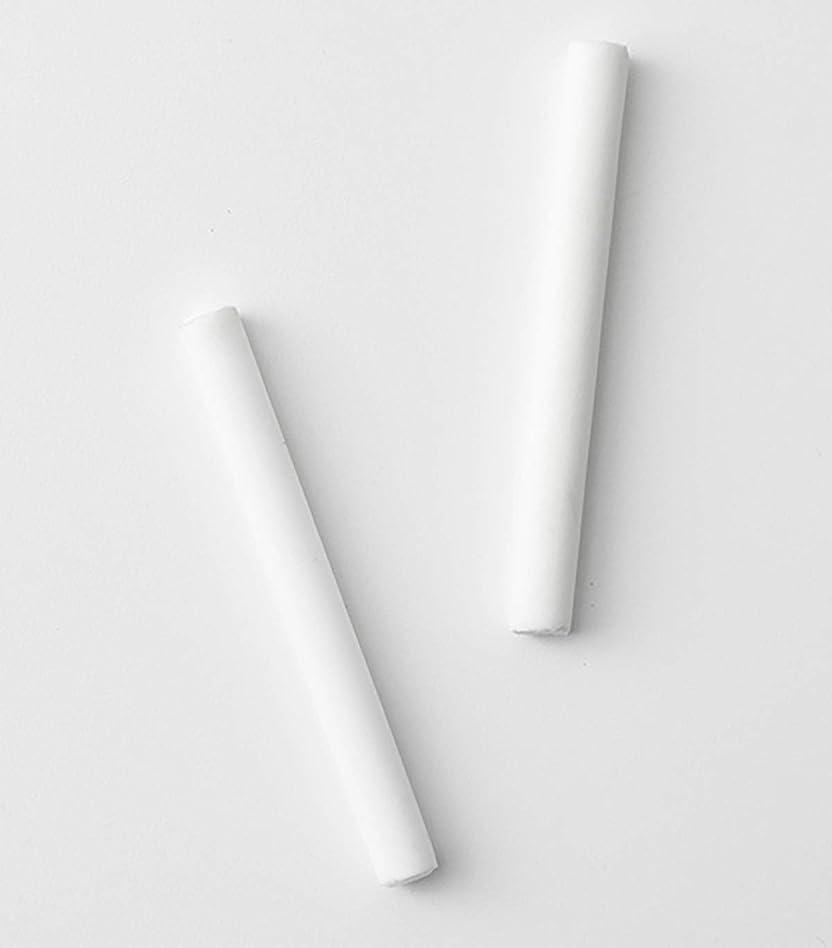 接触あえぎパウダー生活の木 アロマクリップ 車用 替え芯2本 (シルバー?ゴールド共用)
