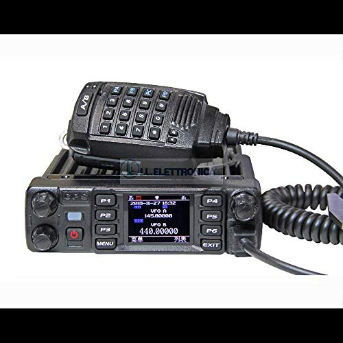 AnyTone AT-D578UV Pro RTX VHF/UHF DMR/Analog. GPS/APRS +Bluetooth 84011