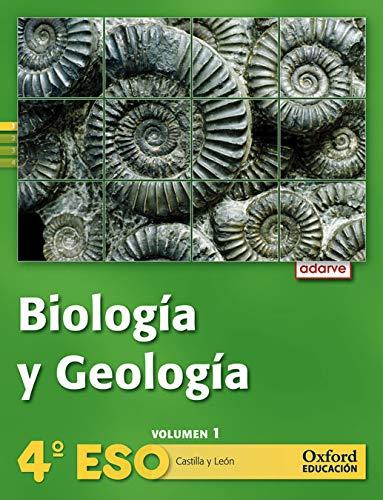 Biología Y Geología. Adarve Trimestral. Castilla Y León - 4º ESO - 9788467374551