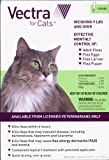 Vectra for Cats & Kittens Over 9lbs 3 Doses