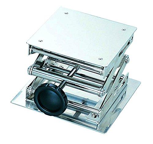 ラボラトリージャッキ 180X200 ノブ式 /6-448-06