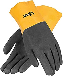 Galeton 7112 Viper Double Coated PVC Gloves, 12