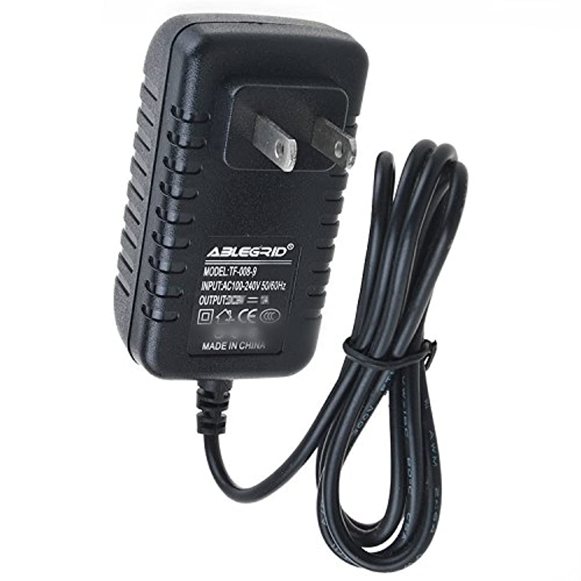 ABLEGRID AC/DC Adapter for PRO Form XP400R XP 400 R XP400 R Recumbent Exercise Bike 831.21752.0 831.217520 831217520 6V Power Supply Cord Cable PS Charger Mains PSU