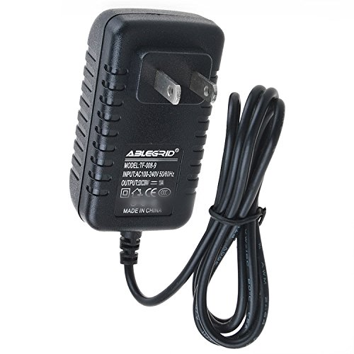 ABLEGRID AC/DC Adapter for Chicago Electric Power Systems 3 in 1 Jump Start Air Compressor Power Supply 08884 Jump Starter Recharge Power Supply Cord Cable Battery Charger PSU