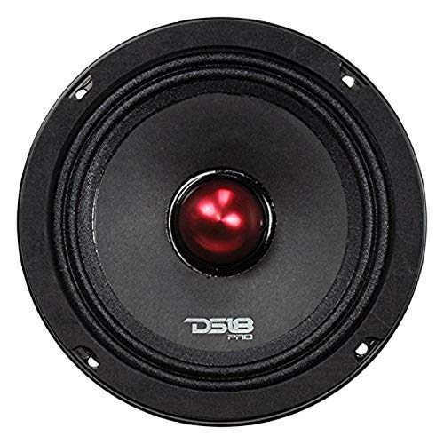 DS18, 8 Ohm,'DJ Pro Audio PA Mid-Range