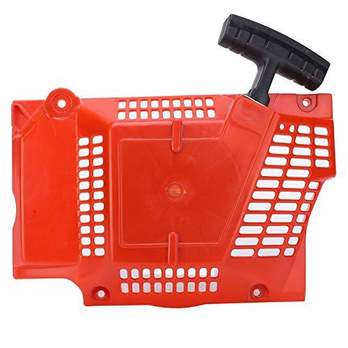 WANZSC Generador de Montaje de cortacésped para Motosierra de Repuesto Mechanie H365, Piezas del generador de Arranque Accesorios para cortacésped Trimmer Pull Starter