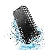 Altavoz Bluetooth, altavoz inalámbrico portátil LTTWSF IPX7 Altavoz inalámbrico portátil con sonidos graves de alta fidelidad para usar las 24 horas