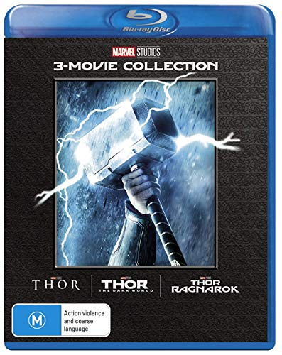 Thor 3 Film Collection (Thor/Thor: The Dark World/Thor: Ragnarok)