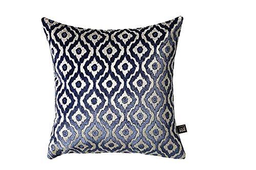 Scatterbox Cushion, Blue, W43cm x L43cm (17')