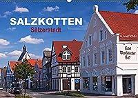 SALZKOTTEN - Saelzerstadt (Wandkalender 2022 DIN A2 quer): Baudenkmaeler in Salzkotten (Monatskalender, 14 Seiten )