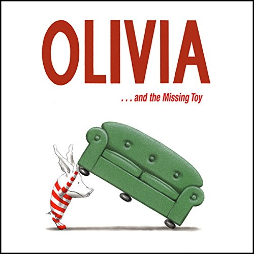 Olivia... and the Missing Toy audiobook cover art