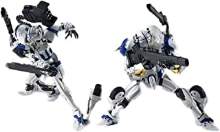 ROBOT魂 -ロボット魂-〈SIDE KMF〉 アレクサンダType-02(リョウ機&ユキヤ機) (魂ウェブ限定)