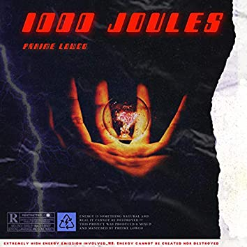 1000 joules