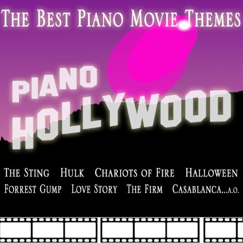 Piano Hollywood - The Best Piano Movie Themes