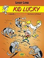 Lucky Luke, tome 33 - Kid Lucky de Morris
