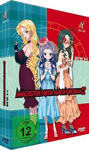 Magister Negi Magi Negima!? - Box Vol.2 (2 DVDs)