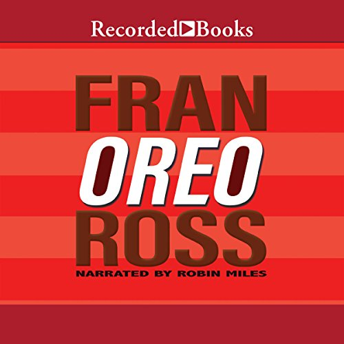 Oreo audiobook cover art