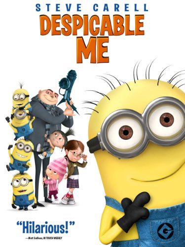 Best despicable me 3 dvd blu ray for 2020