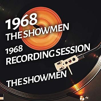 The  Showmen - 1968 Recording Session