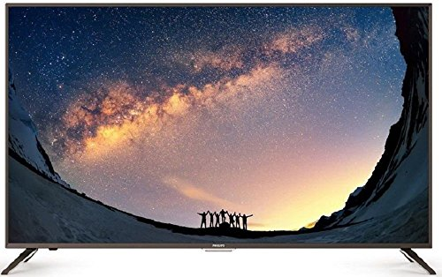 Philips 109.3 cm (43 Inches) 4K UHD LED Smart TV 43PUT7791/V7 (Black) (2016 model)
