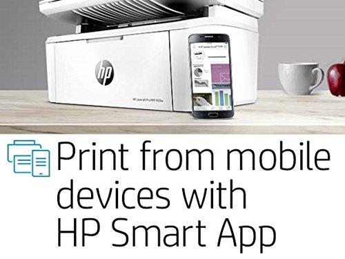 HP M28W, Laser Printer, Puerto Hi-Speed USB 2.0, Hp, 8000 páginas/ciclo mensual, Blanco