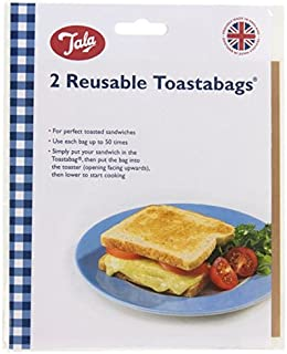 Tala Toastabags, Brown(2 Pack,)