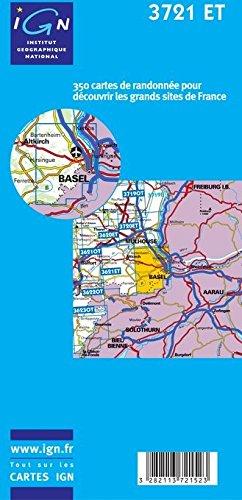 3721 ET Huningue, Bâle / Basel, Village-Neuf, Kembs, Ferrette, Geissberg, Efringen-Kirchen, Sierentz, St-Louis,...