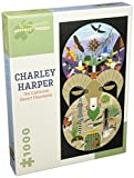 Charley Harper the California Desert Mountains 1000-Piece Jigsaw Puzzle Aa959