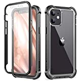 Dexnor Case Compatible with Iphone 12 Mini 5.4 Inch, 360