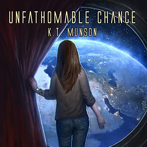 Unfathomable Chance audiobook cover art