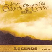 Legends by Galway, James, Coulter, Phil (1997) Audio CD