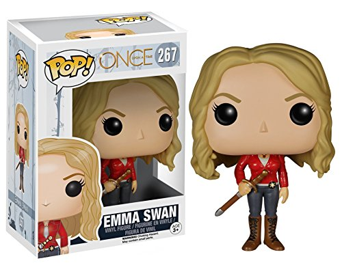 ONCE UPON A TIME - FUNKO POP 267 EMMA SWAN 9 CM