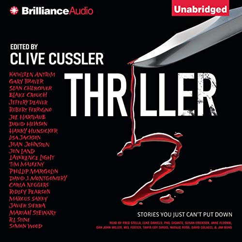 Thriller 2 Titelbild