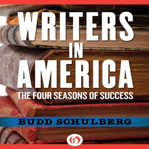 Writers in America audiobook cover art