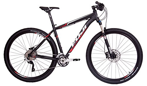 Fahrrad Fuji NEVADA 29 1.0 LE 21 2016 Sat. Black