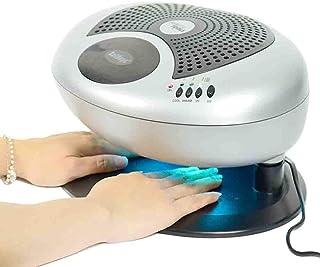 UV Lámpara de fototerapia de uñas Máquina de secado rápido de esmalte de uñas, frío y cálido 2 en 1, excepto secador de olores 220 v