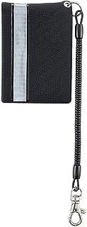 レイメイ藤井 2面反射パスケース ブラック GLP809B 【まとめ買い3個セット】