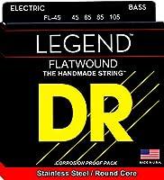 DR ベース弦 LEGEND ステンレス .045-.105 FL-45