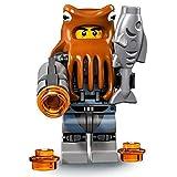 LEGO 71019 Minifigures Serie Ninjago Movie - Polpo dell'Esercito degli Squali Mini Action Figure
