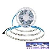 JOYLIT Tiras LED 24V Blanco frío 6000-6500K 300 LEDs...