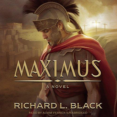 Maximus audiobook cover art